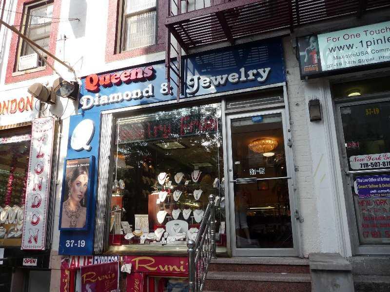 Queens Diamond & Jewelry Shop USA